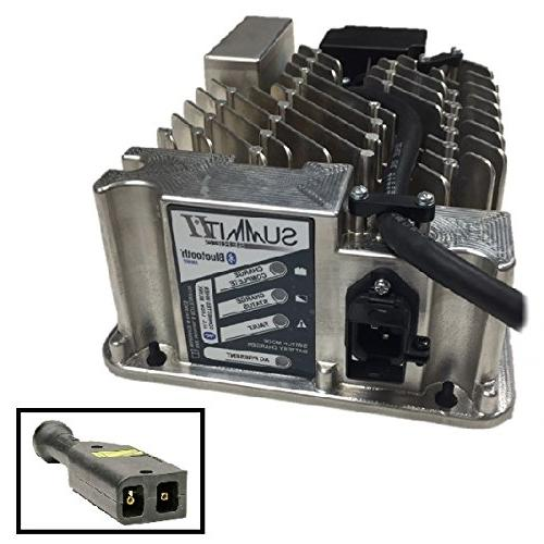 summit series ii battery charger