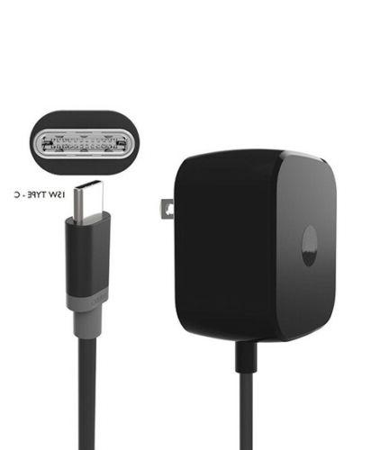 turbopower 15w rapid wall charger type c