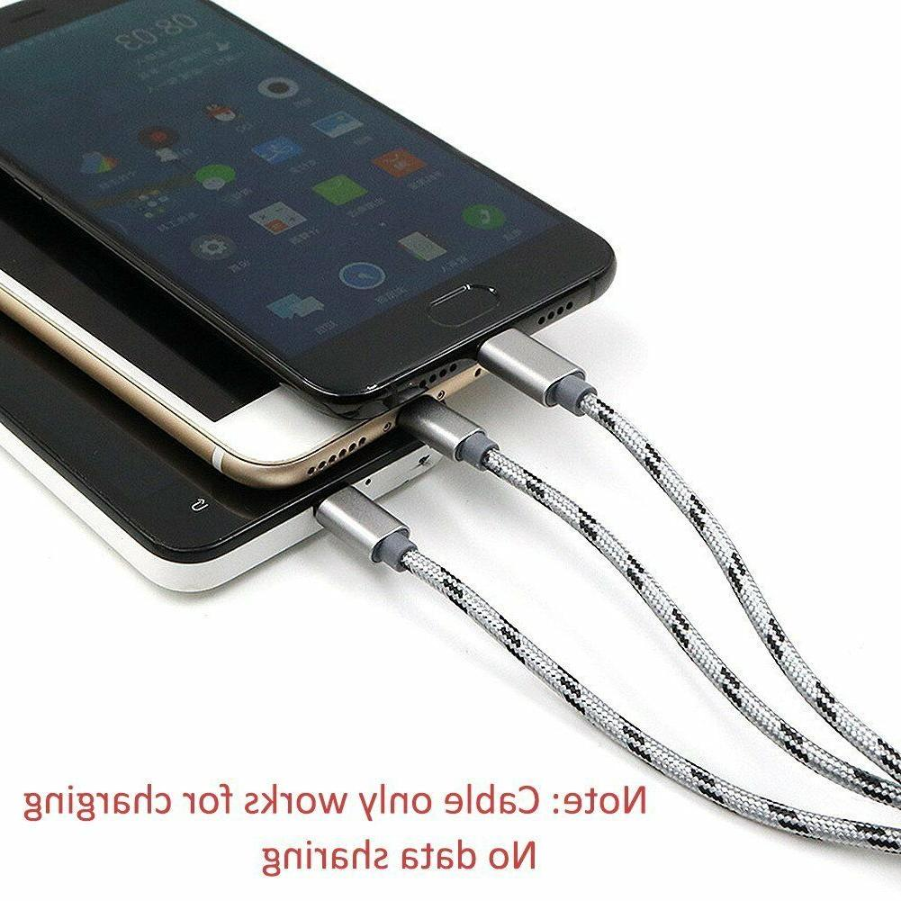 Universal 3 in Multi-Function Charging Cable Phone