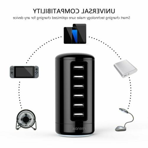 Charger, Port Wall - USB Stations