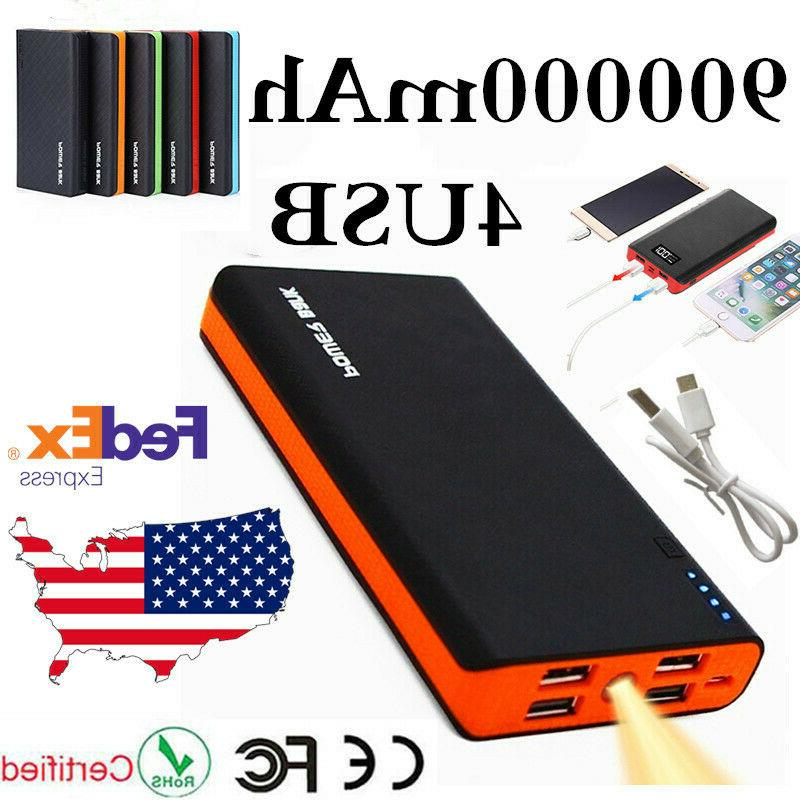 us 2019 new portable external battery power