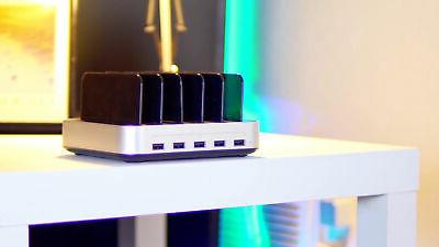 Charging Station for Multiple Devices Seenda 50W 10A