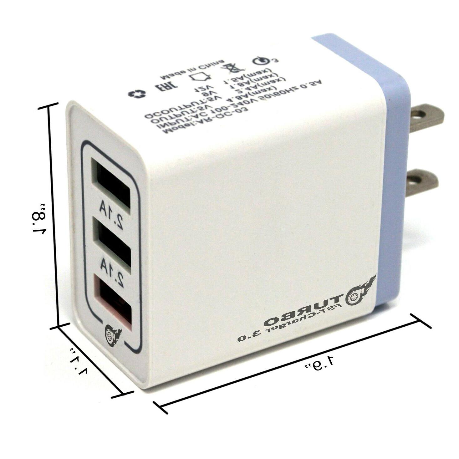 USB Fast Quick Charger