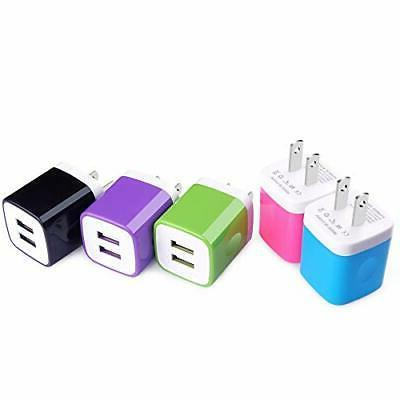 usb wall charger 2 1a 5v 5