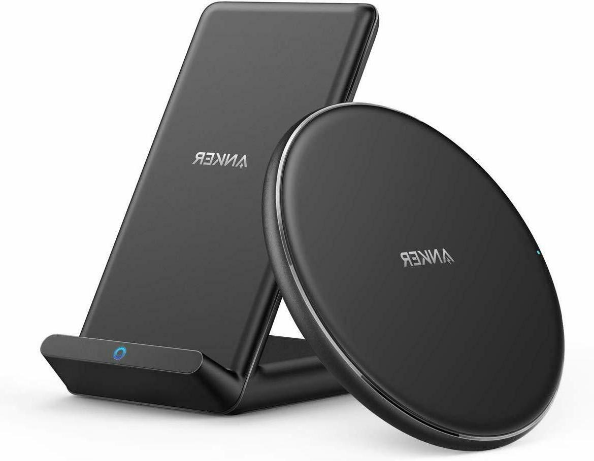 wireless chargers bundle powerwave pad and stand