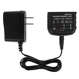 Powilling 20Volt Li-Ion Battery Charger LCS1620 for Black an