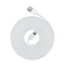 OPSO  3M / 10 ft Lightning 8-pin to USB Charging Cable/Cord
