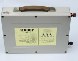 Lithium 12v 100Ah Rechargeable Deep Cycle Battery with Home