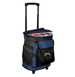 Logo NFL San Diego Chargers Rolling Cooler