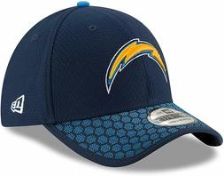 Los Angeles Chargers New Era 39THIRTY NFL Sideline Fitted Ca