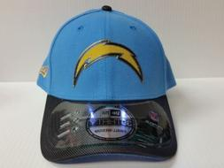 Los Angeles Chargers Cap New Era 39Thirty Stretch Fit Gold C