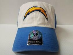 Los Angeles Chargers Cap 47 Brand Adjustable Strapback Blue