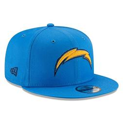 New Era Los Angeles Chargers Hat NFL Powder Blue 9FIFTY Snap