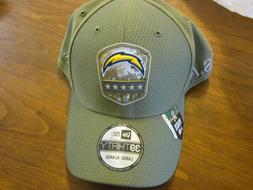 Los Angeles Chargers LA New Era 39THIRTY NFL Salute To Servi