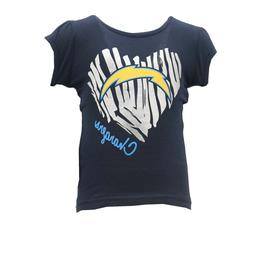 Los Angeles Chargers NFL Apparel Infant & Toddler Girls Size