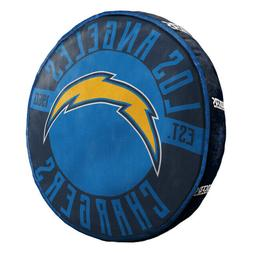 """Los Angeles Chargers NFL Football 16"""" To Go Style Team Pillo"""