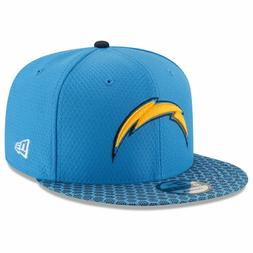 Los Angeles Chargers New Era NFL On Field Player Sideline Sn