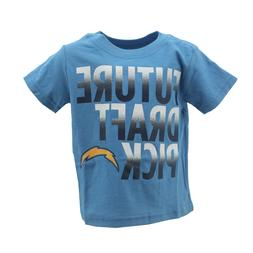 Los Angeles Chargers Official NFL Apparel Infant Toddler Siz