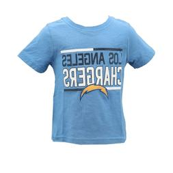 Los Angeles Chargers Official NFL Apparel Infant Toddler T-S