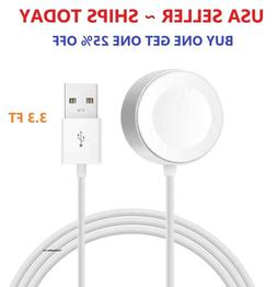 Magnetic Charging Cable USB Charger Dock For Apple Watch iWa