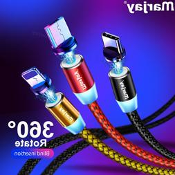 Marjay Magnetic <font><b>Charger</b></font> Cable Fast Charg