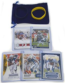 Melvin Gordon Football Cards Assorted  Bundle - Los Angeles