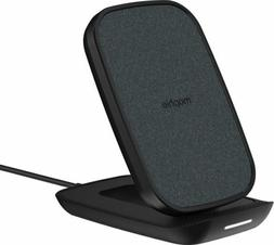 Mophie Wireless Charging Stand for Qi Devices 10W Fast Char