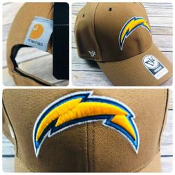 New Rare LA Chargers Carhartt X '47 Adjustable MVP Limited