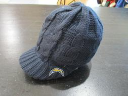 NEW New Era San Diego Chargers Beanie Hat Cap Blue Yellow Kn
