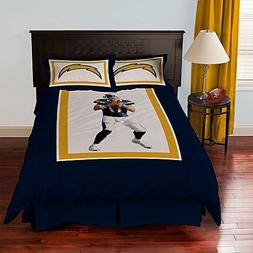 NFL BEDDING Biggshots San Diego Chargers Philip Rivers Comfo