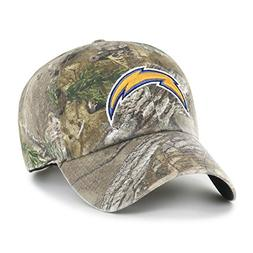 NFL Los Angeles Chargers OTS Challenger Adjustable Hat, Real