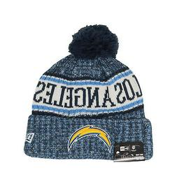 NEW ERA NFL Los Angeles Chargers OF18 Blue Yellow Pom Adult