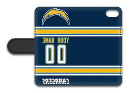 NFL Los Angeles Chargers Personalized Name/Number iPhone iPo