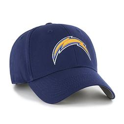 NFL Los Angeles Chargers OTS All-Star Adjustable Hat, Light