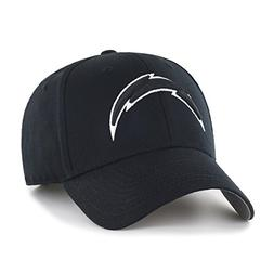 OTS NFL Los Angeles Chargers All-Star Adjustable Hat, Black/