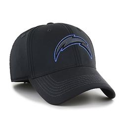 OTS NFL Los Angeles Chargers Wilder Center Stretch Fit Hat,