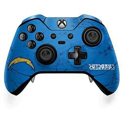 Skinit Los Angeles Chargers - Alternate Distressed Xbox One