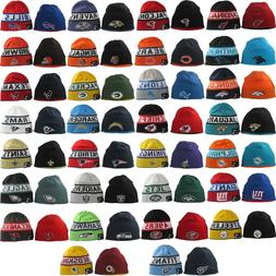 New Era NFL Reversible KNIT REVERSE Cold Weather Winter Bean