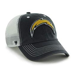 NFL San Diego Chargers '47 Brand Taylor Closer Stretch Fit H