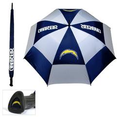 """Team Golf NFL San Diego Chargers 62"""" Golf Umbrella with Prot"""