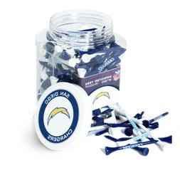 """Team Golf NFL San Diego Chargers 2-3/4"""" Golf Tees, 175 Pack,"""