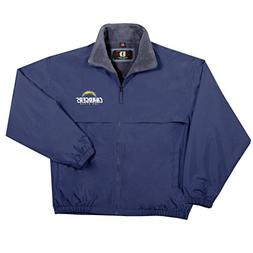 NFL San Diego Chargers  Triumph Fleece Lined Mid Weight Jack