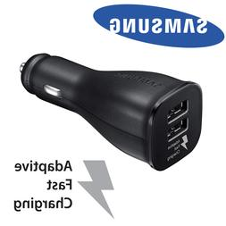 OEM Samsung Adaptive Fast Charge Dual USB Car Charger For Ga