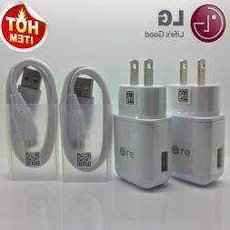 OEM Fast Charging Wall Charger & Type C USB Data Cable Cord