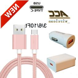 OEM Samsung Galaxy S10 S8 S9 Plus Fast Wall Charger 3/6/10 F