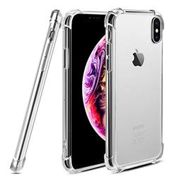 Alaxy Phone Case Compatible with iPhone X iPhone Xs, Slim So