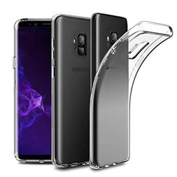 Alaxy Phone Case Compatible with Galaxy S9 Cases,  Crystal C