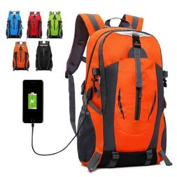 phone charging backpack 5 different colors FREE SHIPPING