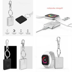 Portable Wireless For Apple Watch 1, 2, 3, & 4 Magnetic iWat