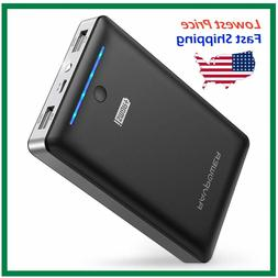 RAVPower Power Bank Phone Chargers Iphone Android Portable 2
